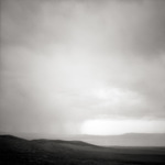 Approaching Thunderstorm, Mono Lake, 1998