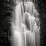 Southern Alps Waterfall #2, NZ, 2011