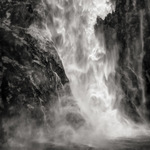 Fiordland Waterfall, NZ, 2011